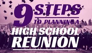 high school reunion banners 9 steps to planning your high school reunion sleeman