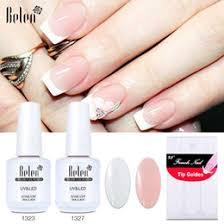 discount gel polish french manicure kit 2017 gel polish french