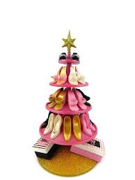 hallmark keepsake ornament shoe tree 45th