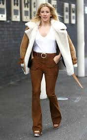 Style Ellie Goulding To Wear Ellie Goulding Masters 70s Fashion E Canada
