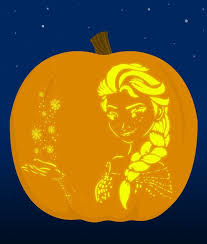 printable pumpkin stencils elsa 7 elsa submitted by elsa 18 insanely clever pop culture stencils