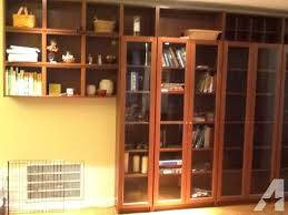 Ikea Billy Bookcase Medium Brown Ikea Billy For Sale In California Classifieds U0026 Buy And Sell In