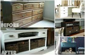 diy dresser 20 fabulous diy ideas and tutorials to transform an old dresser