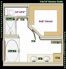 Small Bathroom Addition Master Bath by Best 25 Master Bathroom Plans Ideas On Pinterest Master Suite