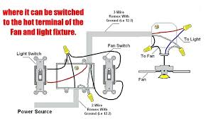 single switch for fan and light how to install a ceiling fan switch full size of how to install a
