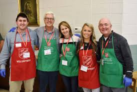 Salvation Army Volunteer Thanksgiving Birmingham Salvation Army Serves Last Thanksgiving Meal At