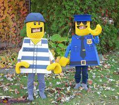 Lego Brick Halloween Costume Lego Brick Costumes Costume Works Halloween Costume Contest