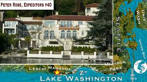 lake washington cruising seattle madrona waterfront mansions