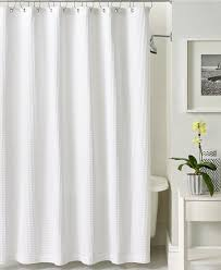 Cotton Waffle Shower Curtain Cotton Waffle Shower Curtain Shower Curtains Ideas