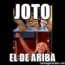 Memes De Laura - joto el de ariba laura bozzo meme meme generator