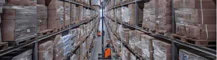 stapler und lagertechnik von toyota material handling deutschland