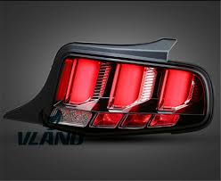 mustang led tail lights for vland car l led taillight for mustang led tail light led