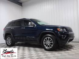 used 2015 jeep grand cherokee limited for sale in celina oh