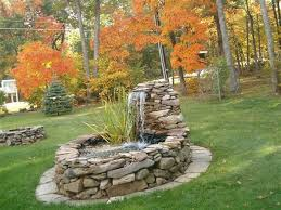 Water Features Backyard by Best 25 Backyard Water Fountains Ideas On Pinterest Diy