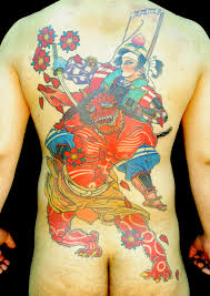 horimitsu traditional japanese tattoo with tebori