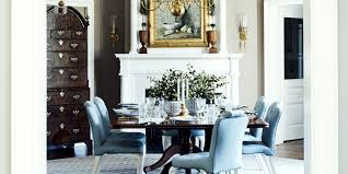 How To Choose A Dining Table Dining Room Decorating Ideas - Ralph lauren dining room
