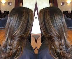 dark brown hair with blond highlights 60 great brown hair with blonde highlights ideas