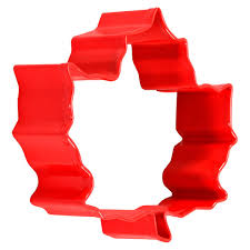 celebrate it cookie cutters shop for the maple leaf cookie cutter by celebrate it at