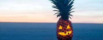 New Years Eve Party Decorations Asda by Check Out The Pineapple Jack O U0027 Lantern Halloween Trend Asda