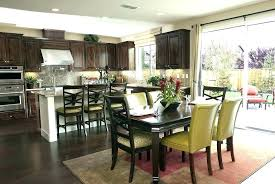 large kitchen dining room ideas kitchen and living room ideas interior design ideas for kitchen and
