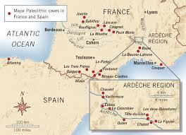 Spain On A World Map by Lascaux Caves Google Search Lascaux Caves France Pinterest