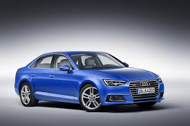 audi a4 2016 audi a4 starts from 25 900 pricing and specs announced by