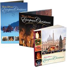 rick steves european dvd cd book combo shop pbs org