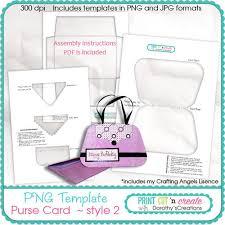 printcut u0027ncreate png purse templates u0026 new videos