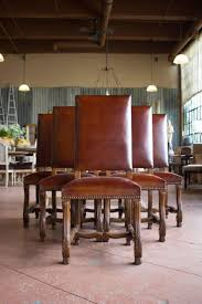 leather dining room sets best 25 leather dining room chairs ideas on pinterest dining