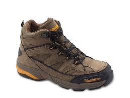 buy womens hiking boots australia s or s fawn nubuck leather ankle high steel toe cap