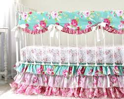 Shabby Chic Baby Bedding For Girls by Handmade Baby Bedding And Nursery Accessories By Lottiedababy