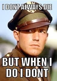 Pearl Harbor Meme - pearl harbor rafe meme movie ben affleck kate beckinsdale