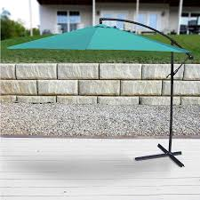 Mainstays Replacement Canopy by 10u0027 Fiberglass Offset Umbrella Replacement Canopy For