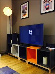 ikea tv stands best of ikea eket unit as a tv stand in