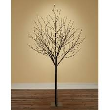 6 Decorative Branch Tree with Warm White Lights  Target
