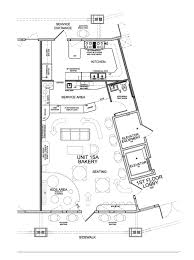 restaurant floor plan with bar with inspiration gallery 38467