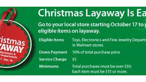 walmart layaway black friday walmart christmas layaway launches today
