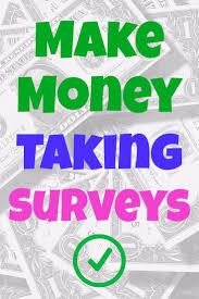 Money Making Online Surveys - how to make money taking online surveys work in my pajamas