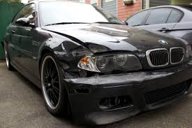 crashed lamborghini for sale for sale fs 2004 e46 m3 salvage title