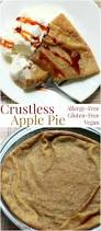 Crustless Pumpkin Pie by Gluten Free Crustless Apple Pie Vegan Allergy Free