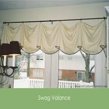 Look On Top Of The Curtain What Will Your Draperies Look Like Newton Custom Interiors