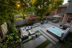 how about this for a backyard oasis a hydropool self cleaning 800