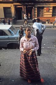 22 fascinating photos life and style in 1970 harlem