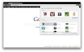 chrome google webstore chrome web store launcher by google chrome web store