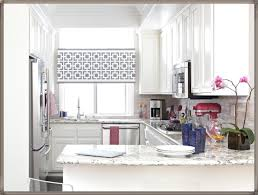 Kitchen Window Treatment Ideas Pictures Small Kitchen Window Treatment Ideas With Modern Design 4660