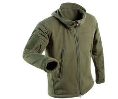 2017 new outdoor micro polar fleece jackets thermal trekking coat