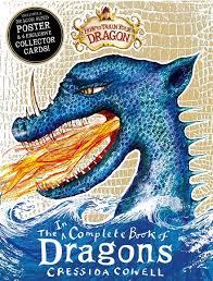 train dragon incomplete book dragons cressida