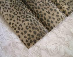 leopard print tissue paper tissu leopard etsy