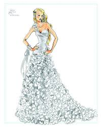 77 wedding images fashion sketches fashion