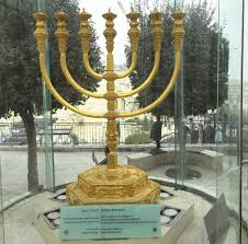 jerusalem menorah rebuilding the temple christians for israel australia